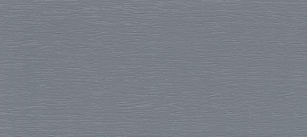 Pelēka PVC laminētu logu krāsu palete